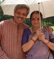 Aaji-Aajoba (Grandmother-Grandfather)