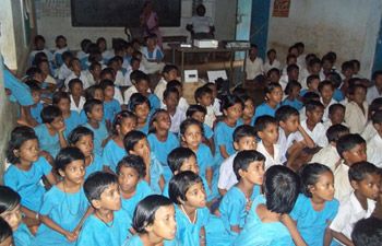 CFSI in Orissa