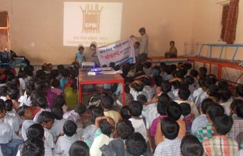 School Kids Ahmednagar