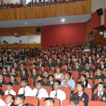 Internaitonal Children's Film Festival  North East organized in Kohima, Nagaland.
