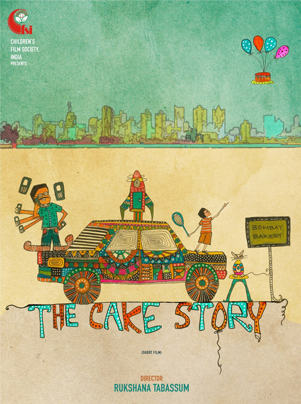'The Cake Story' at Indian Film Festival Stuttgart run in the competition section 'The Audience Award'.